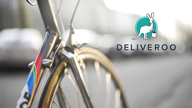 DELIVEROO<BR/>BIKERS TEAM
